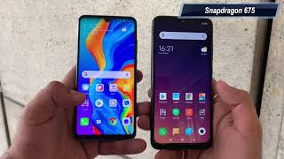 Huawei P30 Lite Vs redmi note 7 Pro: Comparison Overview