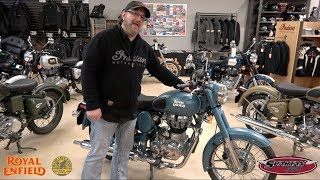 2017 Royal Enfield Classic 500 - Detailed Overview
