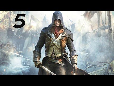 Прохождение Assassin's Creed Unity (Единство) — Часть 5: ВозрождениеОбряд посвящения