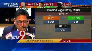 Gujarat and Himachal elections -- EC members on poll percentages  - netivaarthalu.com