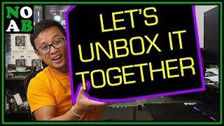 MASS PC & Tech Unboxing - Let