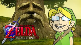 ¿Deberías Jugar A The Legend Of Zelda: Ocarina Of Time 3D? (Review)