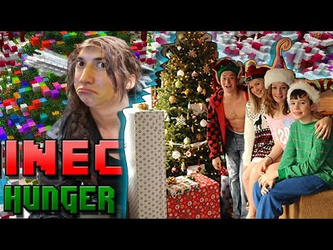 Minecraft: Hunger Games Christmas In A Hole Special