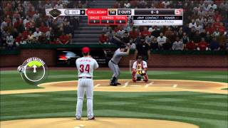 Major League Baseball 2K11 Gameplay Demo (PS3, Xbox 360)