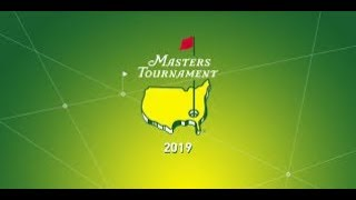 The Masters 2019 (Final Round)