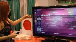 CES 2012 - UbuntuTV First Look
