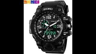 Skmei AD1155BLK Unboxing (Cheap G Shock Watch Model)
