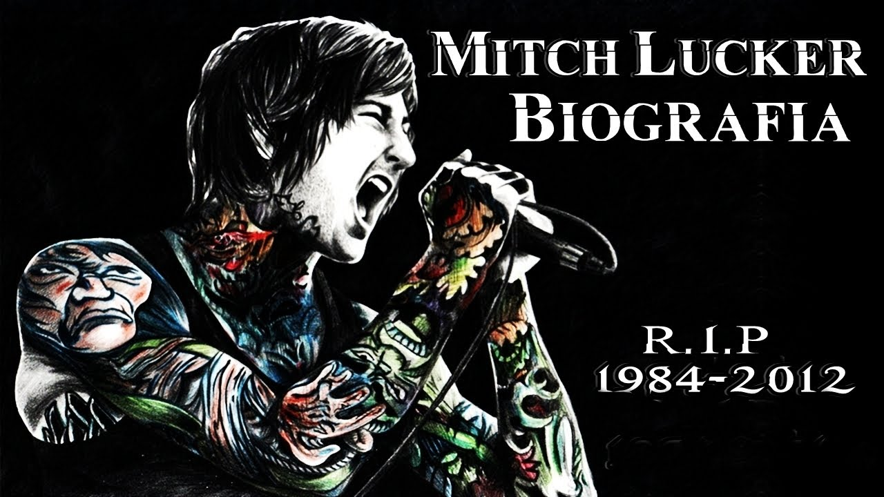 Suicide Silence Mitch Lucker Biografia 1984 2012 Youtube
