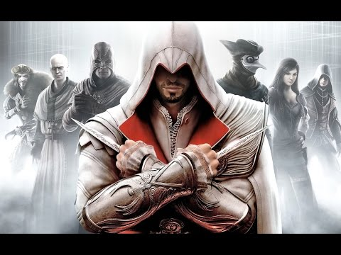 Assassin's Creed Brotherhood [игрофильм]