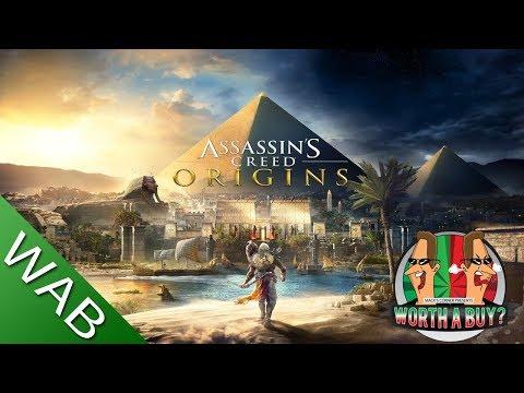 Assassins Creed Origins - Worthabuy?