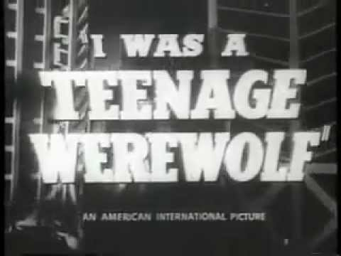 I Was a Teenage Werewolf is listed (or ranked) 33 on the list The Best Werewolf Movies Ever Made
