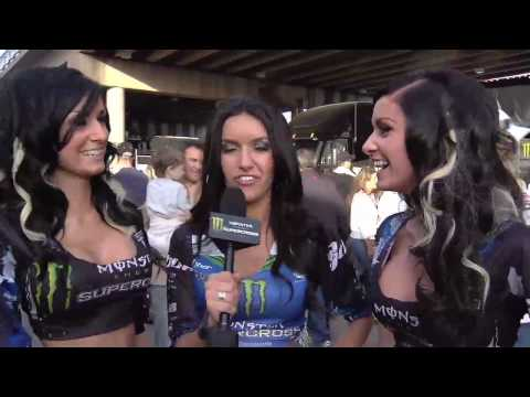 Supercross - Phoenix 2010 - Monster Twins Video