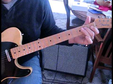 Rumble (Link Wray and his Ray Men Lesson)