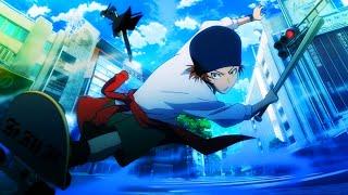 K-anime [AMV]-Find You