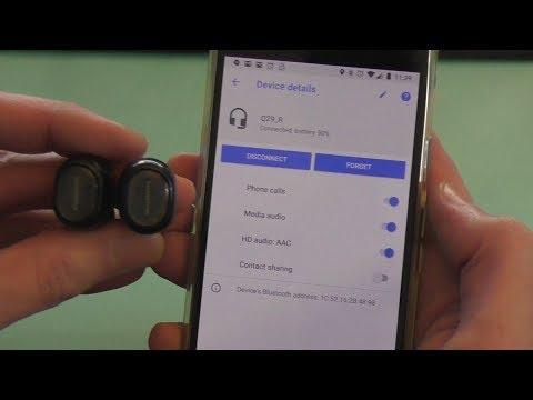 Manual bluetooth pairing iphone
