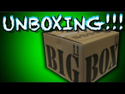 Biggest Unboxing On My Channel EVER!