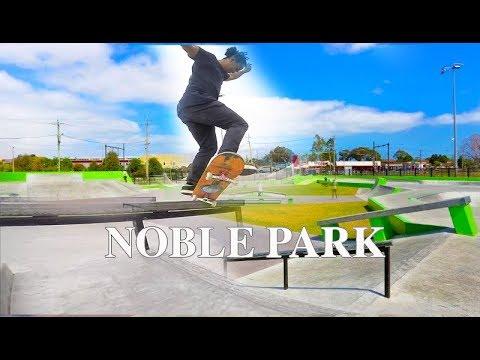 The Noble | Skate sesh