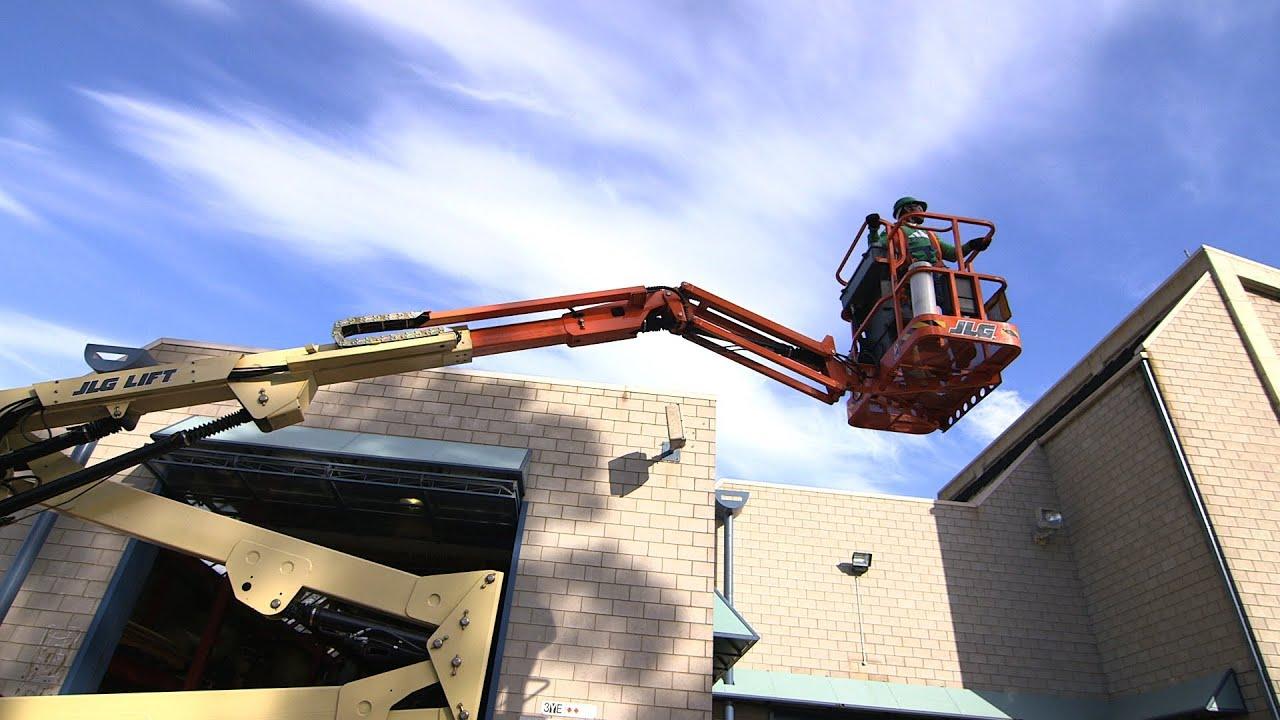 mobile elevated work platform course