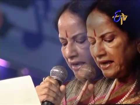 Swarabhishekam - Vani Jayaram,Karunya Pe...