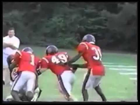 Demareo Marr, NFL Prospect: Game Highlights - Northwest Mississippi Community College