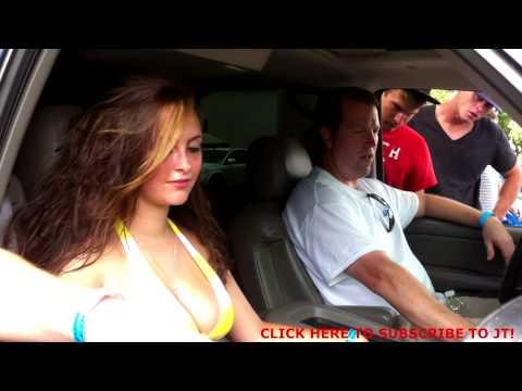 Big Boobs & Big Bass Jt Edition Scrapin The Coast 2012 Vid 24 video