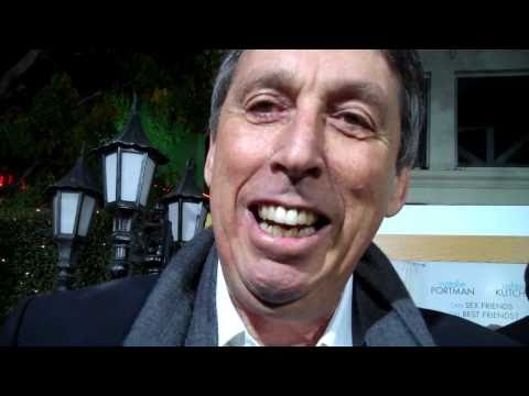 """Ivan Reitman At The """"No Strings Attached"""" Premiere"""