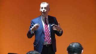 Marketing, Industry and Technology Evolution Session with Ulf Ewaldsson
