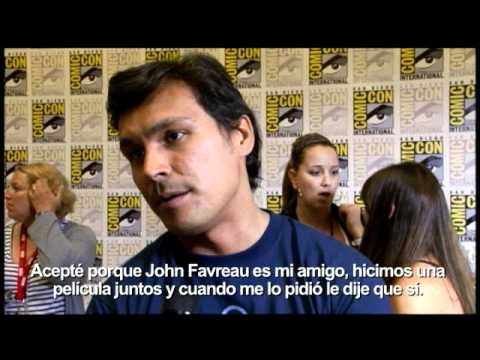 Cowboys and aliens Adam Beach