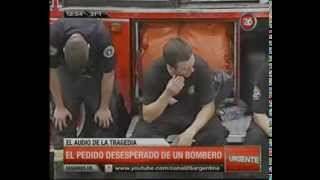 Canal 26 - EXCLUSIVO: EL AUDIO ORIGINAL DE LA TRAGEDIA