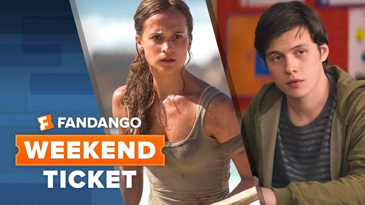 Now In Theaters: Tomb Raider, Love, Simon, I Can Only Imagine   Weekend Ticket