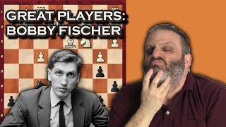 Great Players of the Past -- Bobby Fischer, with GM Ben Finegold