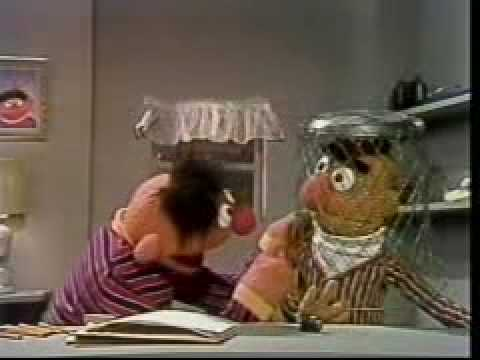 Sesame Street - Ernie Writes A Story