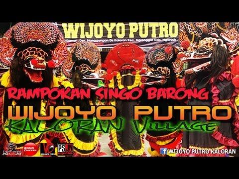 Download Lagu Jaranan Wijoyo Putro Kaloran Village Rampokan Singo Barong Live Pulosari | Traditional Dance Of Java MP3 Free