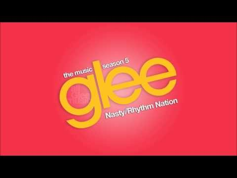 Nasty / Rhythm Nation | Glee [HD FULL STUDIO]