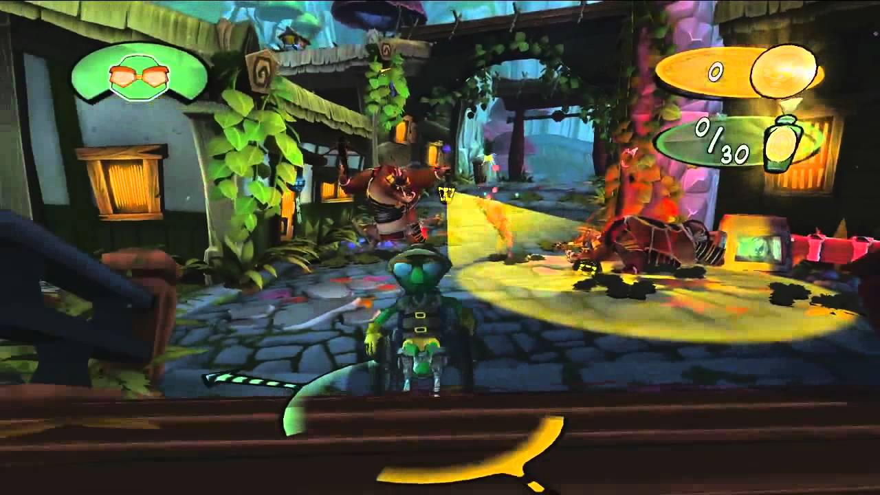 Sly cooper 4 thieves in time gameplay trailer xbox ps3 youtube