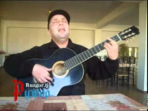 Rustam Ghulomov Ahmad Zahir song - Tu guli nozi hama (rus)