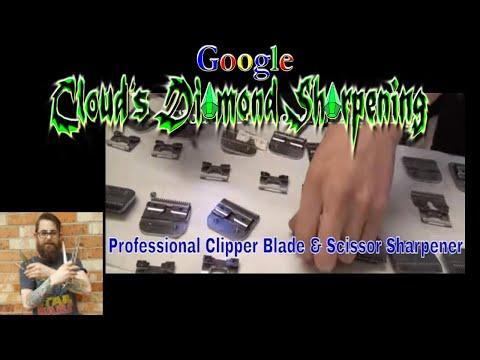Clipper Blade Sharpener