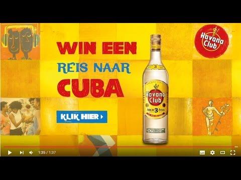 The Spirit Of Havana   Havana Club Rum