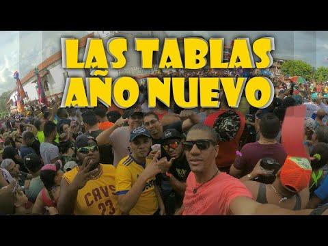 LAS TABLAS / AÑO NUEVO