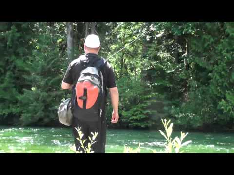 Fishing with Bent Rod - Steelhead Fishing BC