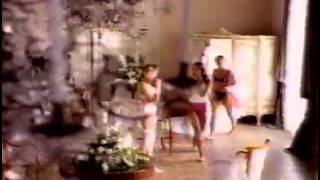 Hanes 1997 Ladies Underwear Commercial
