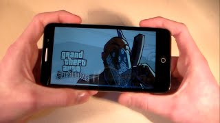 Игры Alcatel One Touch Pop 3 (GTA:SanAndreas, ModernCombat5, Asphalt:Nitro)