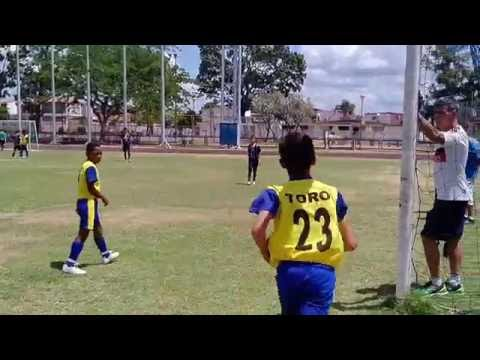 PAJARO VERA 6-1 MINEROS DE GUAYANA - 1er Tiempo (Sub-12-2005) 22-10-2016