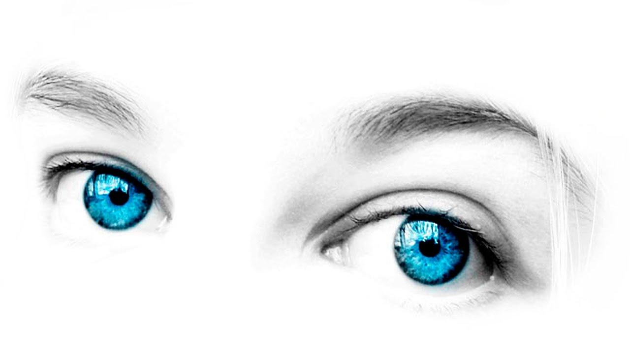 Как с помощью упражнений сделать глаза большими