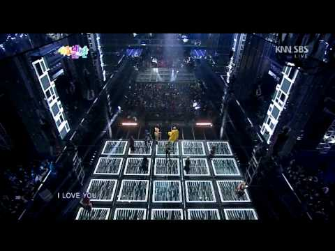 2ne1 - I Love You  Gayo Daejun 2013 video