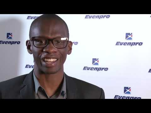 Saludo de Troy Carter - manager de Lady Gaga - en Evenpro