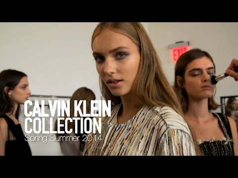CALVIN KLEIN Collection Spring 2014 ft Nicole Kidman/Naomie Harris | MODTV