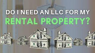 Do I Need an LLC for my Rental Property? | Mark J Kohler | Tax & Legal Tip