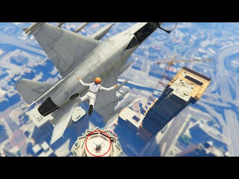 Helicopter Mission Impossible (gta 5 Funny Moments) video