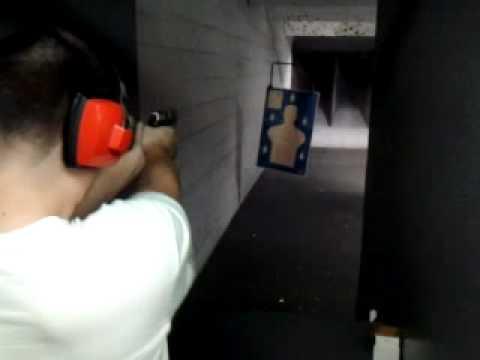 Shooting a s&w sigma 40cal